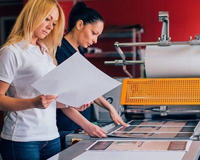 MBA en Dirección de Empresas de Impresión Digital