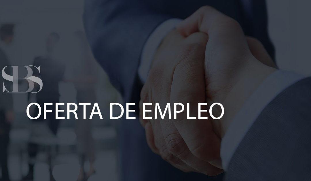 OFERTA EMPLEO – ADMINISTRATIVO/A DE RECURSOS HUMANOS