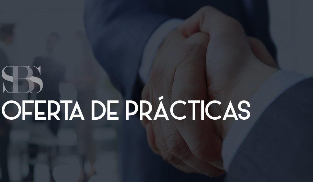 Oferta de Prácticas en Marketing
