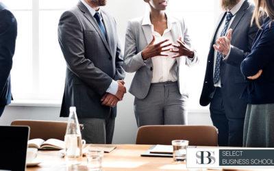 Select Business School recibe el Premio Europeo a la Calidad Empresarial
